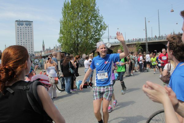 Thumbnail picture for 'Copenhagen Marathon'