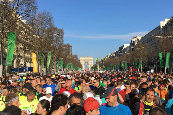Thumbnail picture for 'Paris Marathon'